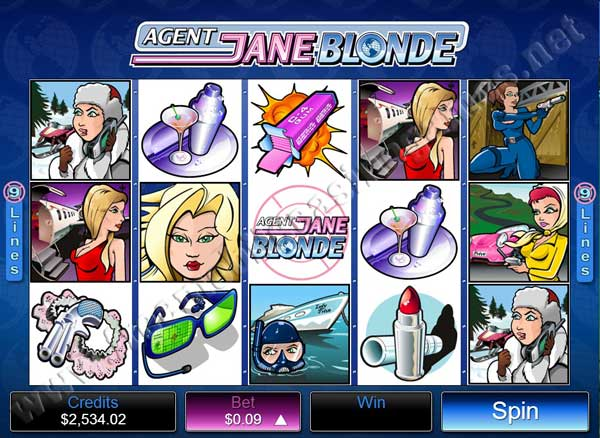 Secret Agent™ Slot Machine Game to Play Free in Skill On Nets Online Casinos