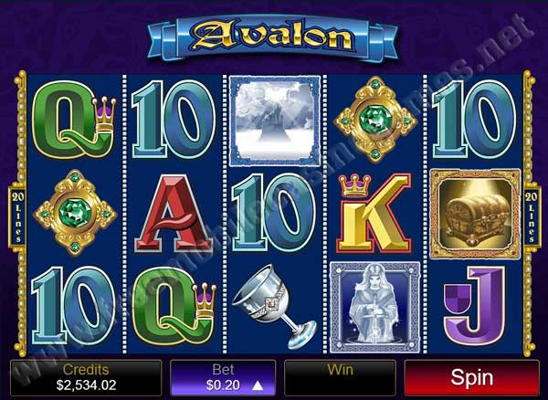 mobile slot games free